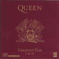 Cover Queen - Greatest Flix I & II [DVD]
